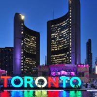 Одесса — Торонто
