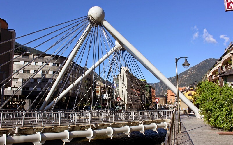 архитектура Андорры
