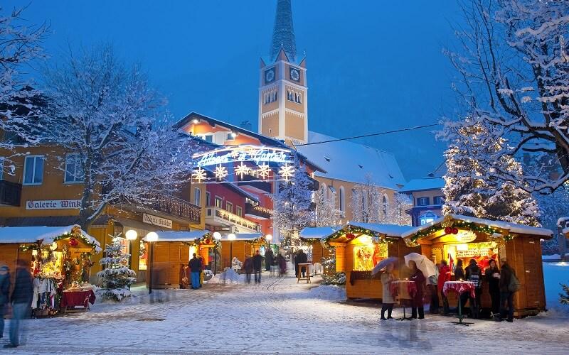 австрийское рождество
