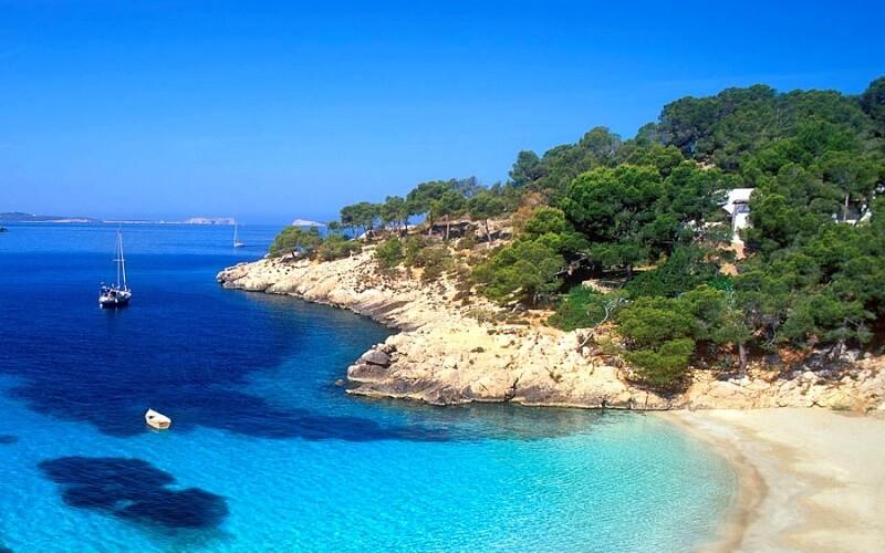 Балеарские острова в Испании
