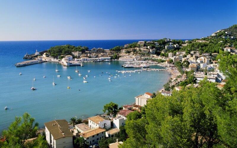 Остров Ибица в Испании