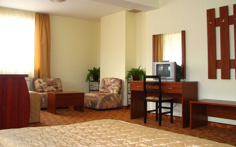 номер в отеле Bariakov Hotel 3*, Банско, Болгария