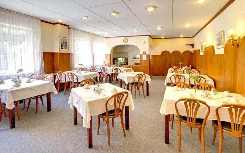ресторан в Bily Lev Hotel 3*, Прага, Чехия