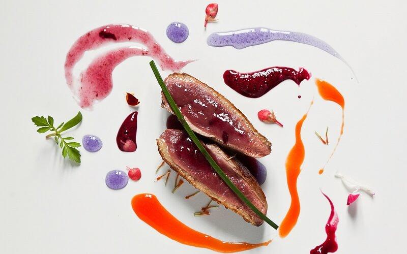 блюда ресторана El Celler de Can Roca в Жироне, Испания