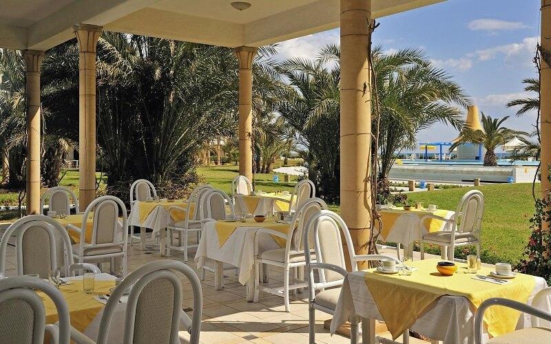 ресторан в отеле Iberostar Averroes Hotel 4*, Хаммамет, Тунис