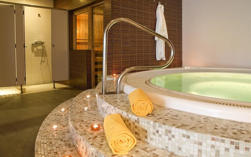 спа в Magnolia Hotel Salou 4*, Коста Брава, Іспанія