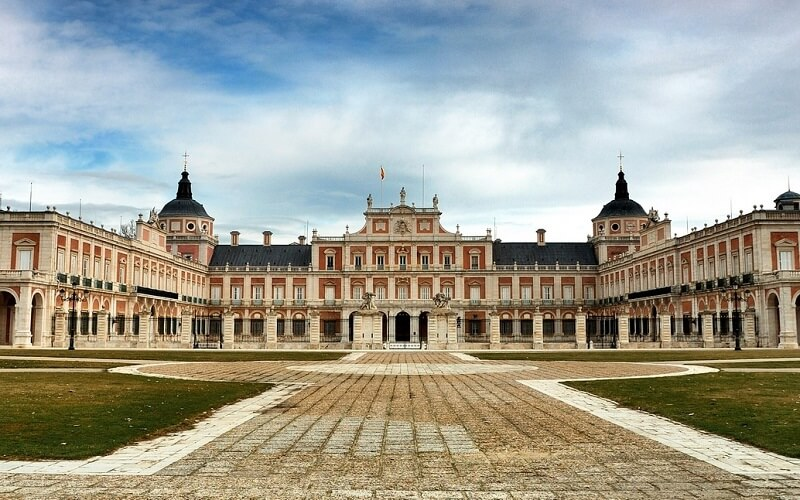 Аранхуэсский дворец в Испании