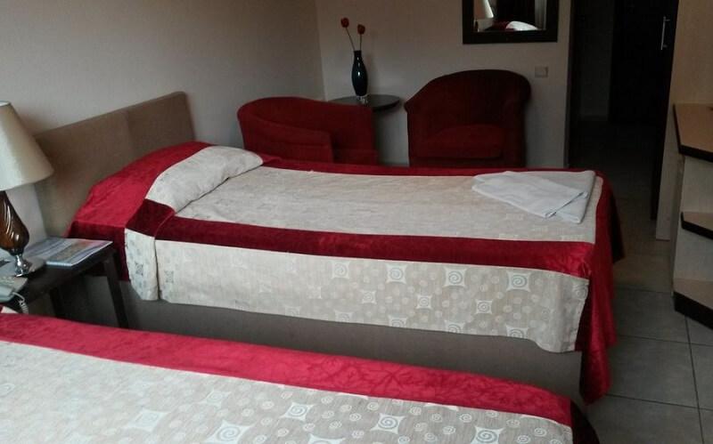 номер в Pamphylia Hotel 3*, Стамбул, Турция