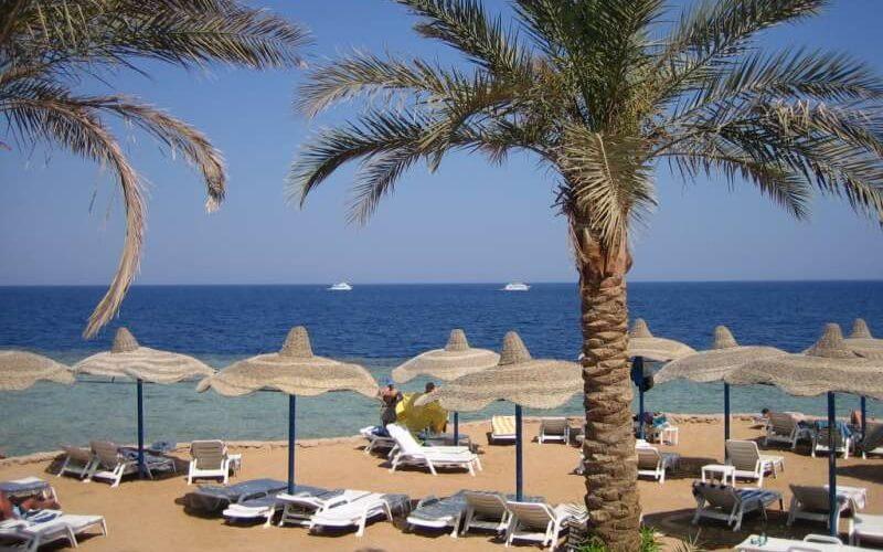 пляж от отеля Verginia Sharm Resort 4*, Шарм-эль-Шейх, Египет