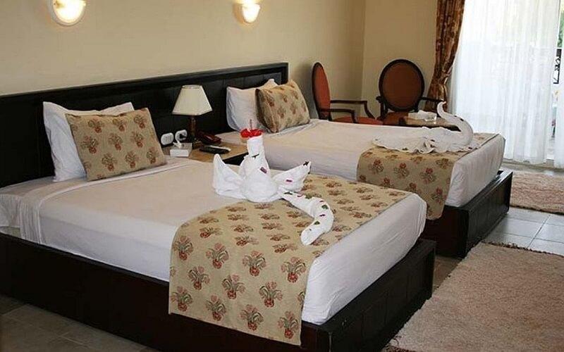 номер в Viva Sharm Hotel 3*, Шарм-эль-Шейх, Египет