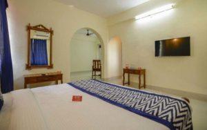номер в готелі Williams Beach Retreat 2*, Південний Гоа, Індія