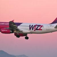 Wizz Air анонсировал авиарейсы на Копенгаген и в Нюрнберг