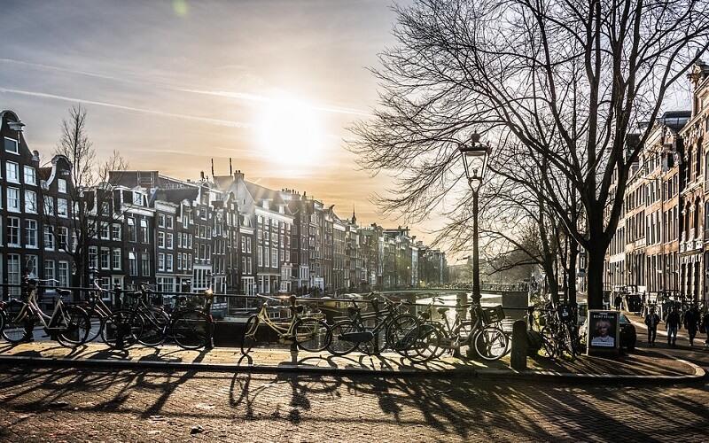 перелёт из Киева в Амстердам