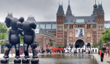 акция МАУ на маршрут Киев-Амстердам