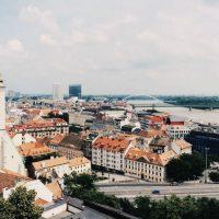 Ивано-Франковск — Братислава