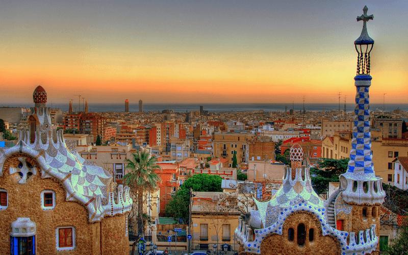 архитектора в Испании