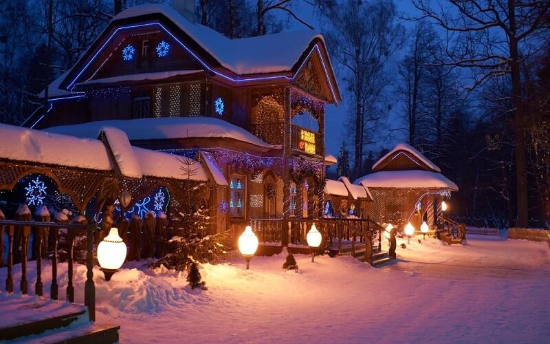 резиденция Деда Мороза, Беларусь
