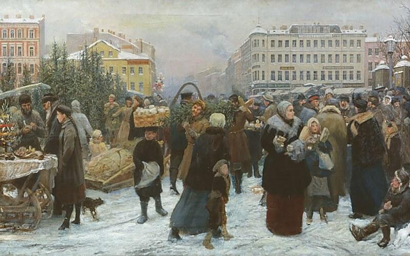 празднование нового года в древности