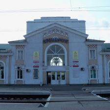 поезд Киев-Кременчуг