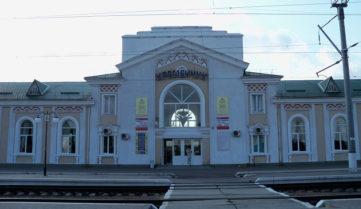 С 11 декабря возобновляется движение поезда Киев-Кременчуг