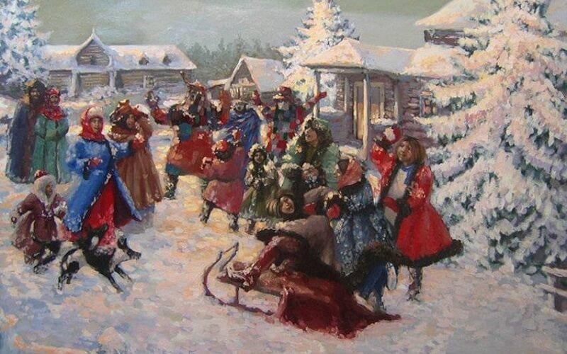 традиции новогодних празднований