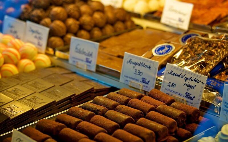 австрийские сладости