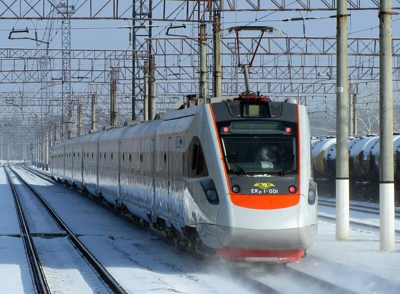 поезда Интерсити, Красноармейск