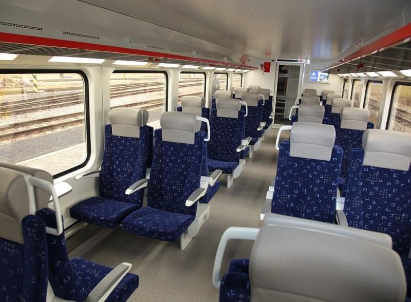 купить билет на поезд Интерсити