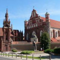 Ивано-Франковск — Вильнюс