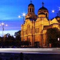 Ивано-Франковск – Варна