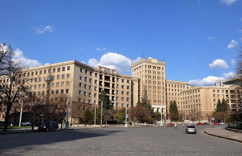 Университет Каразина, Харьков