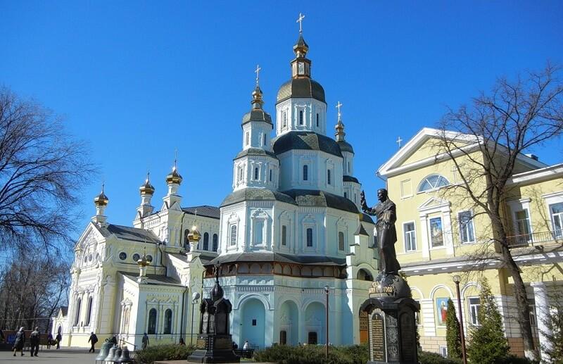 Святопокровский собор, Харьков