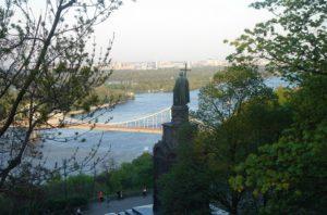 набережная Днепра, Киев