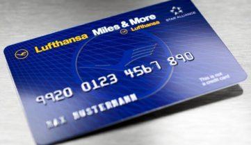 Пасажирам «Люфтганза» дозволено купувати квитки за милі