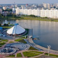 Львов — Минск