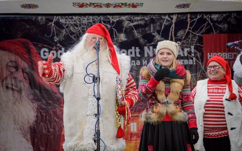 норвезький Дід Мороз