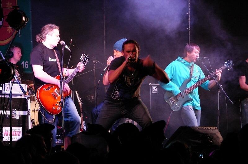 рок-н-ролл фестиваль в Полтаве