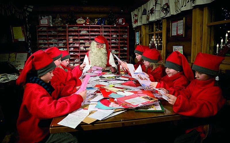 почта Санта Клауса
