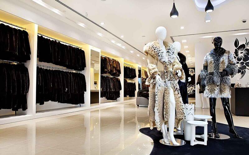 шопинг в ОАЭ за шубами