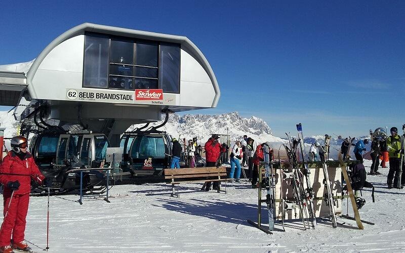 курорт Гоинг в Австрии