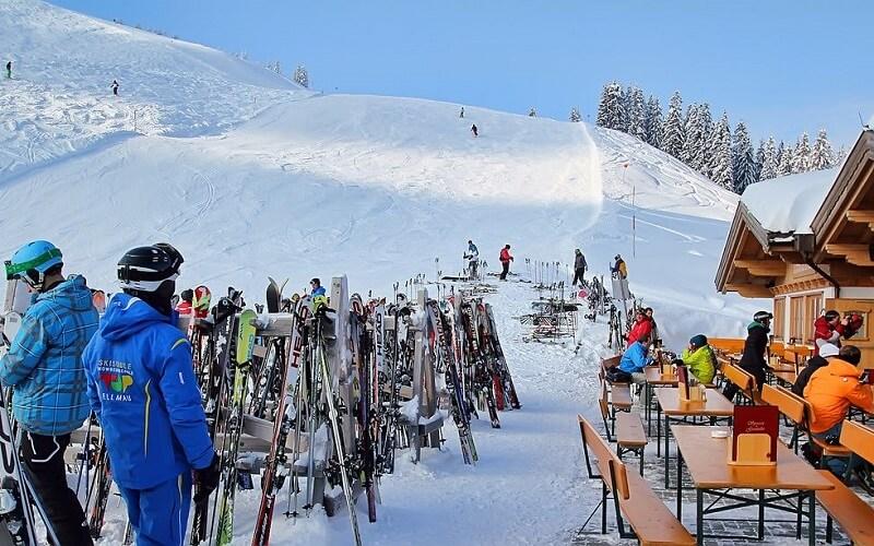 Альпы в Австрии