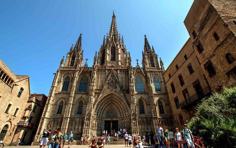 Кафедральный собор Святой Марии, Толедо, Испания