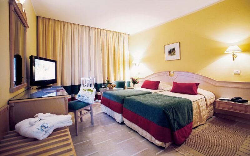 номер в отеле Tour Khalef Marhaba Thalasso & Spa 4*, Сусс, Тунис