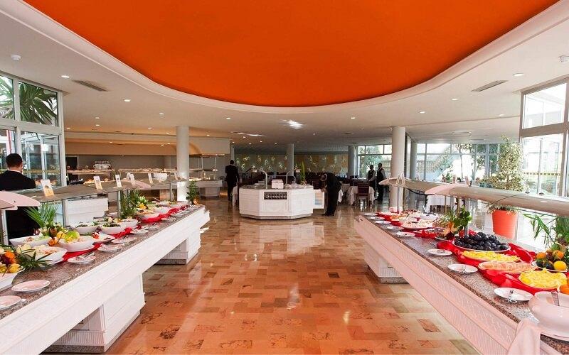 ресторан в отеле Tour Khalef Marhaba Thalasso & Spa 4*, Сусс, Тунис