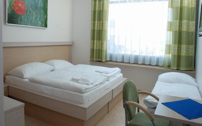 номер в Ankora Prague Hotel 3*, Чехія, Прага