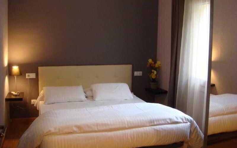 номер в Arbre De Gel Hotel 3*, Энкамп, Андорра