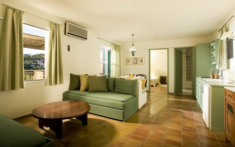 номер в отеле Candia Park Village 4*, Греция, о. Крит