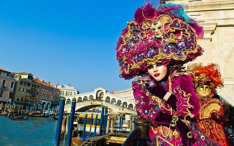 подорож у Венецію