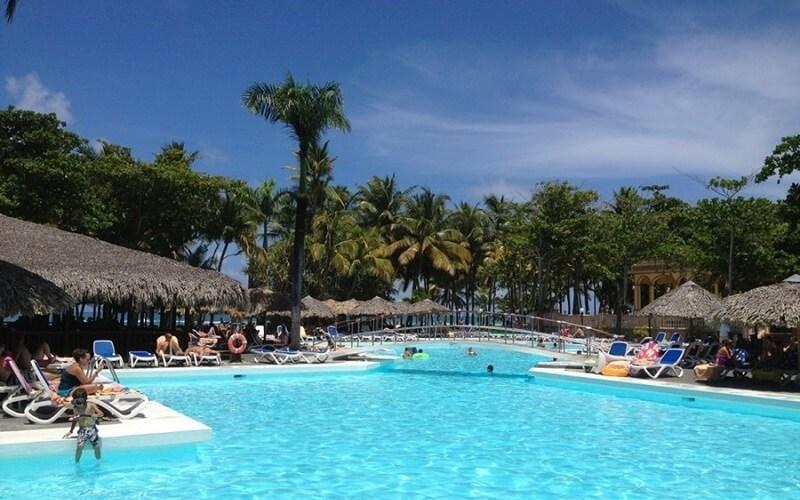 бассейн в отеле ClubHotel Riu Merengue 5*, Пуэрто Плата, Доминикана