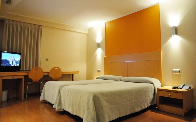 номер в Espel Hotel 3*, Андорра, Эскальдес – Энгордани